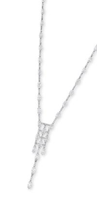 A DIAMOND NECKLACE, BY SUWA