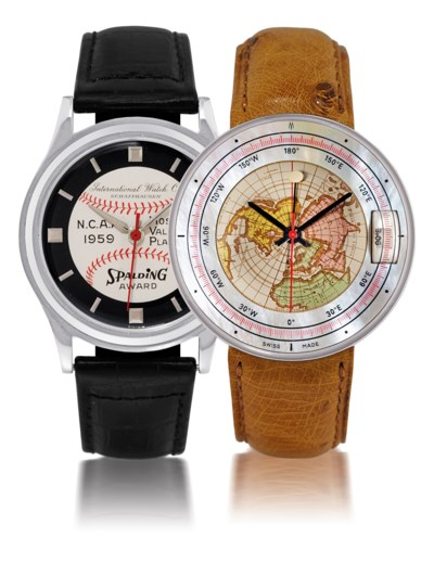IWC AND MAGELLAN  SET OF TWO S