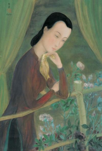 Le Pho (Vietnam 1907-2001 Fran