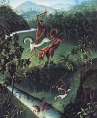 Balinesische Legende (Balinese Legend)