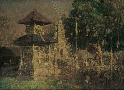 Lee Man Fong (Indonesia 1913-1