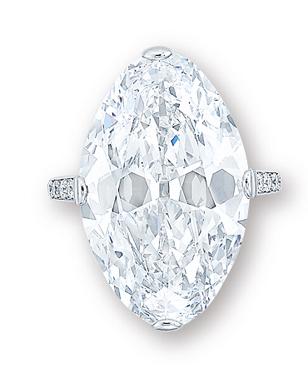 A RARE DIAMOND RING