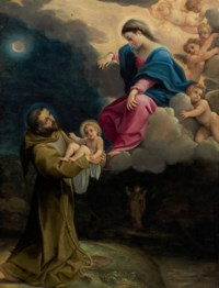 The Vision of Saint Francis