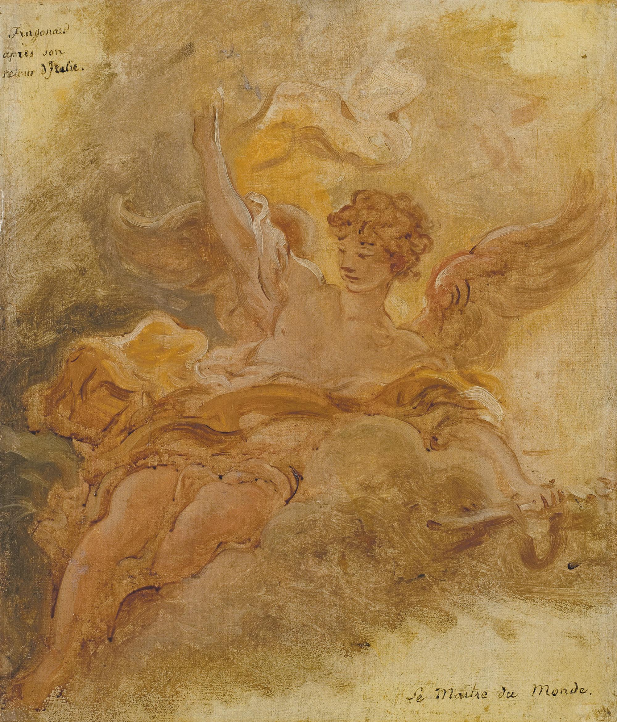 Jean Honoré Fragonard (Grasse 1732-1806 Paris)