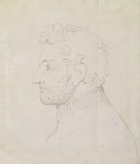 A visionary head: Portrait of King Edward III