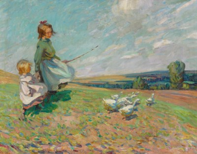 Dorothea Sharp (Dartford 1874-