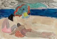 Family at Seaside