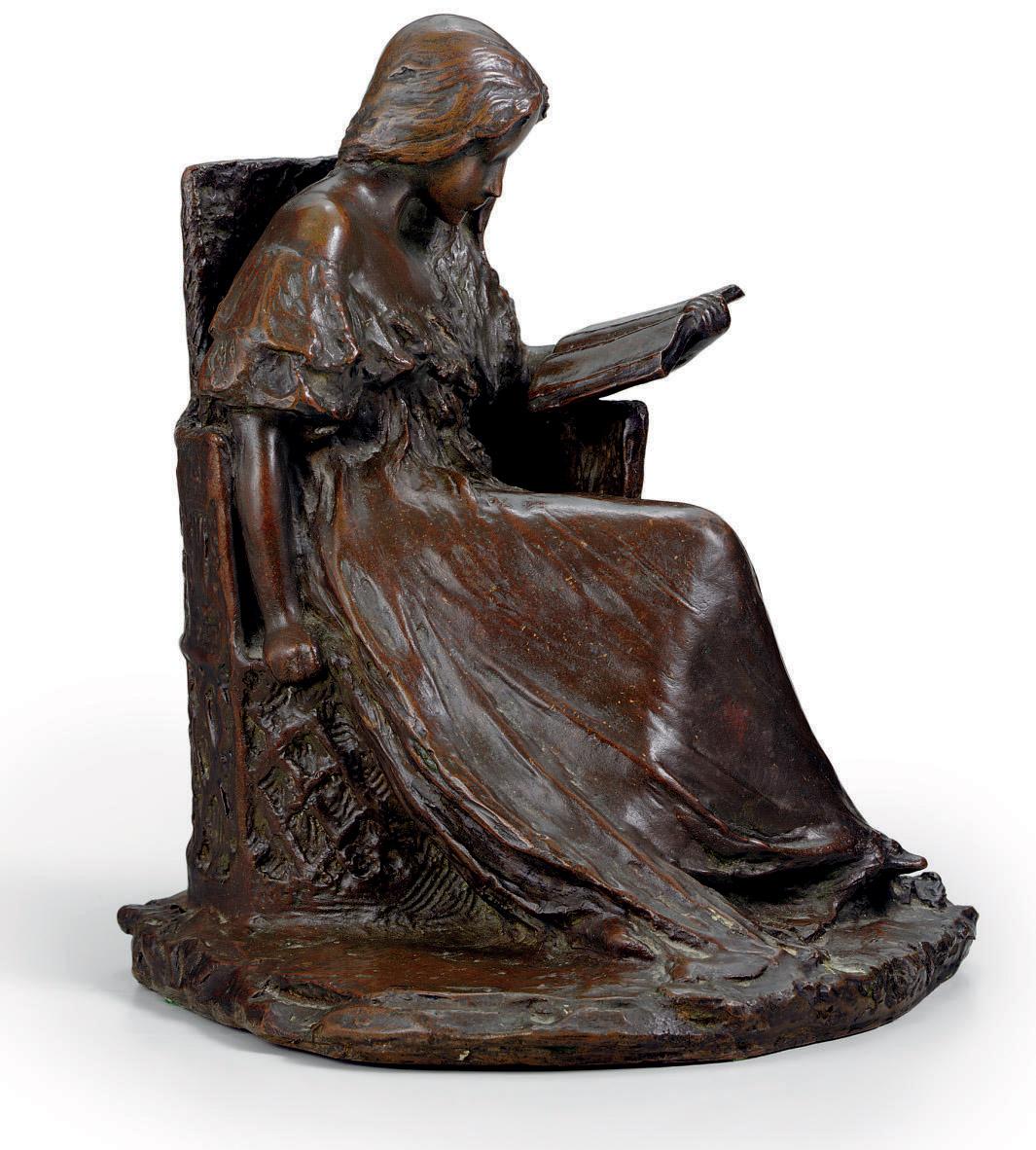 'Girl Reading'
