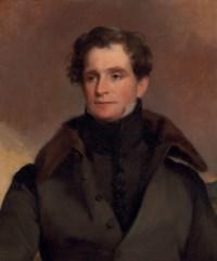 Portrait of Major George Bender