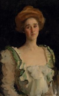 Portrait of Mrs. Frank McFadden