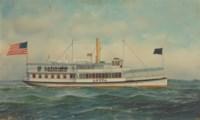 The Steamship Lotta