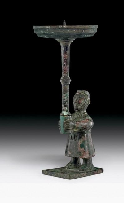 Figural lamp   Antiques (US)