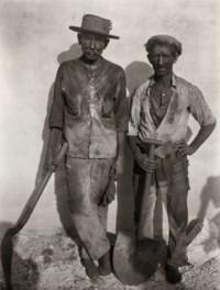 Dock Workers, Havana, 1933