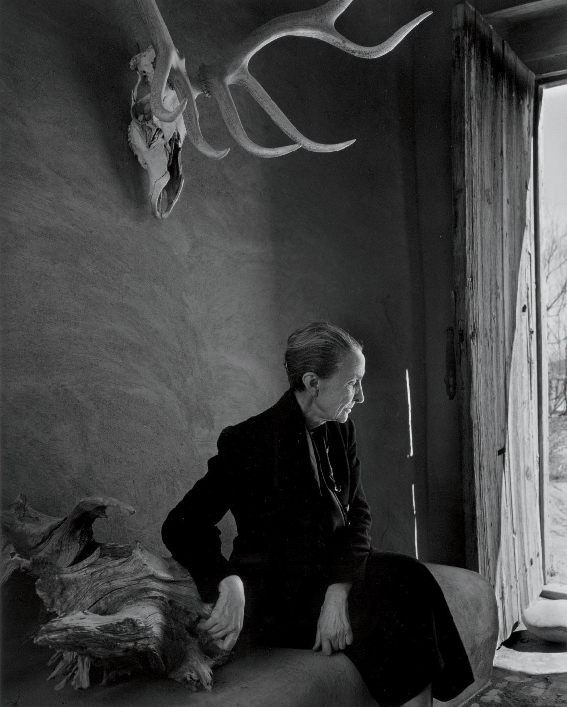 Georgia O'Keeffe, 1959