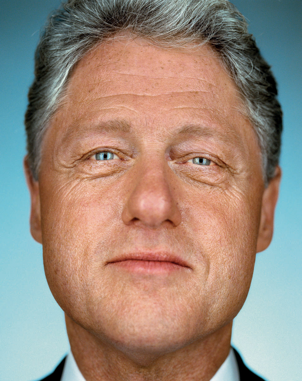 Bill Clinton, 2000