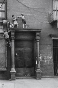 New York, c. 1945