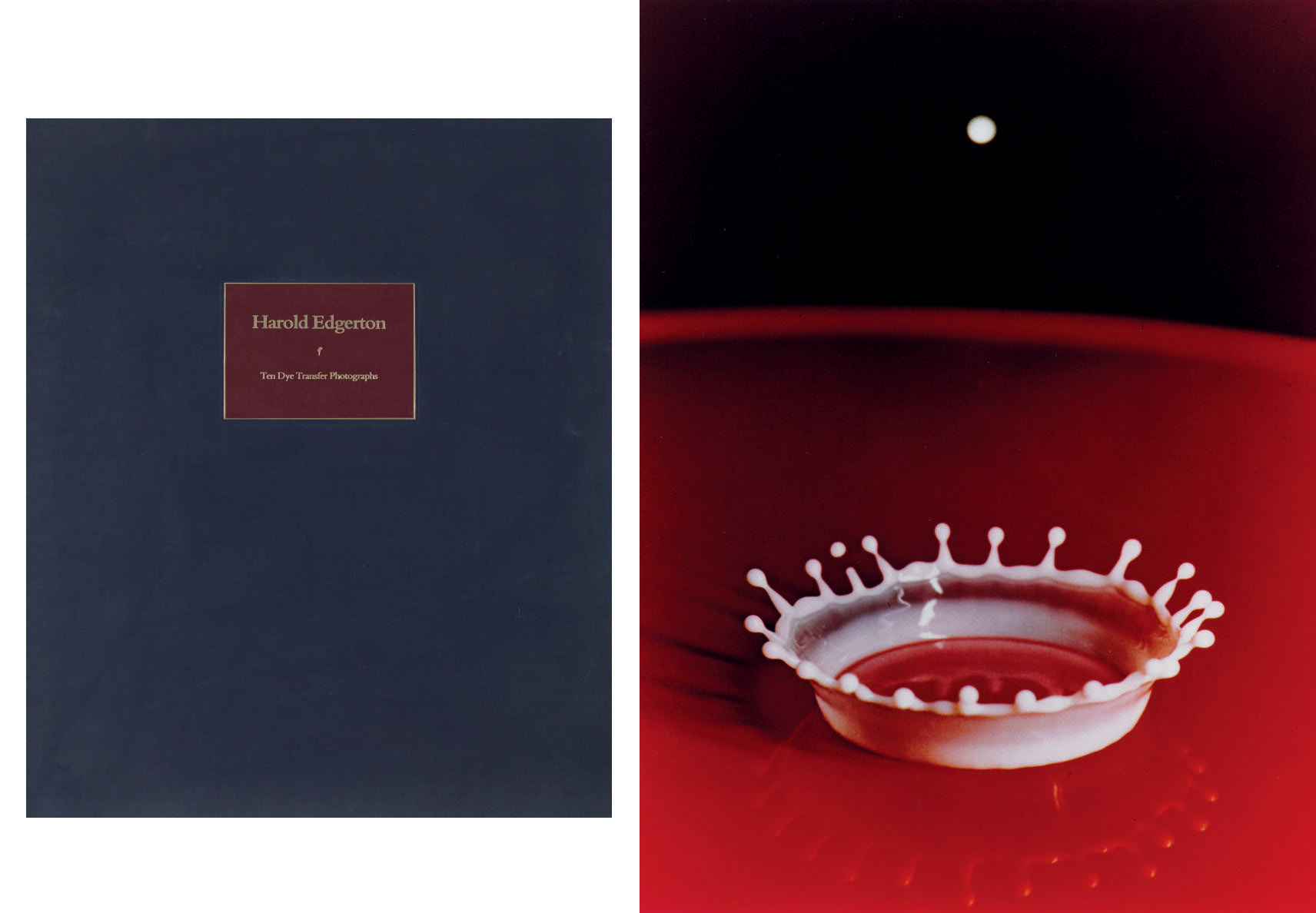 Harold Edgerton: Ten Dye-Transfer Photographs