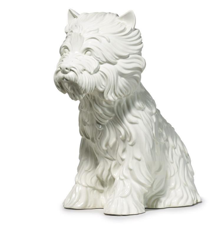 Jeff Koons B 1955 Puppy Vase 1990s Prints Multiples