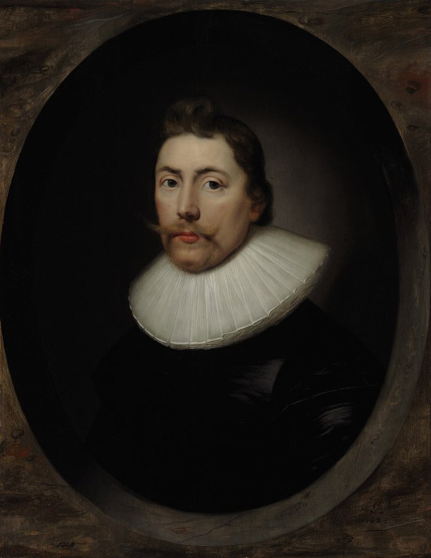Cornelius Johnson (London 1593-1661 Utrecht)