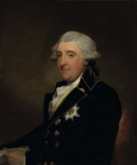Portrait of William Robert Fitzgerald, 2nd Duke of Leinster (1749-1804), half-length, wearing the Order of St. Patrick