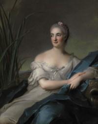 Portrait de femme en Source