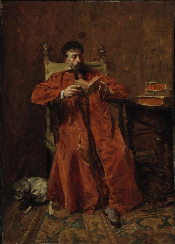 A Venetian noble