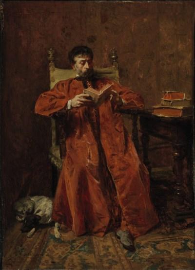 Jean Louis Ernest Meissonier (