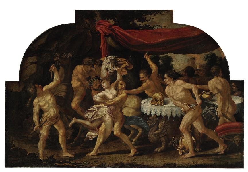 Follower of Andrea Mantegna