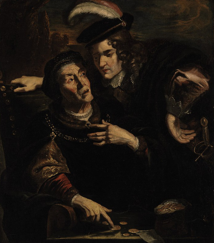 Northern artist active in Rome, 17th Century
