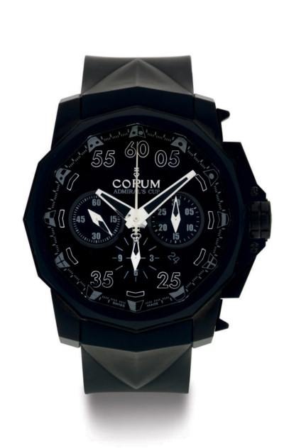 CORUM. A LIMITED EDITION OVERS