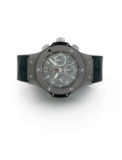 HUBLOT. A LIMITED EDITION OVER