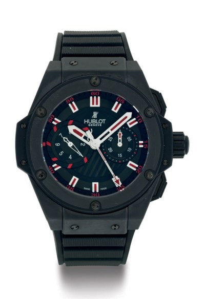 HUBLOT.  A LIMITED EDITION CER