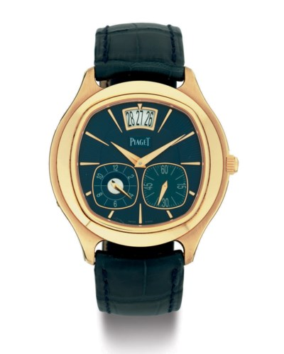 PIAGET.  A LIMITED EDITION 18K
