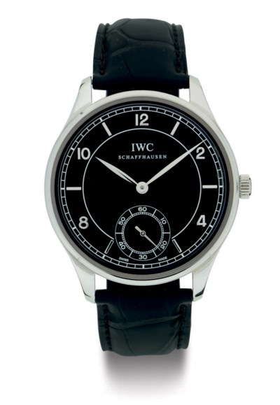 IWC.  A SPECIAL EDITION STAINL