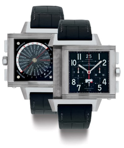 JAEGER-LECOULTRE. AN OVERSIZED