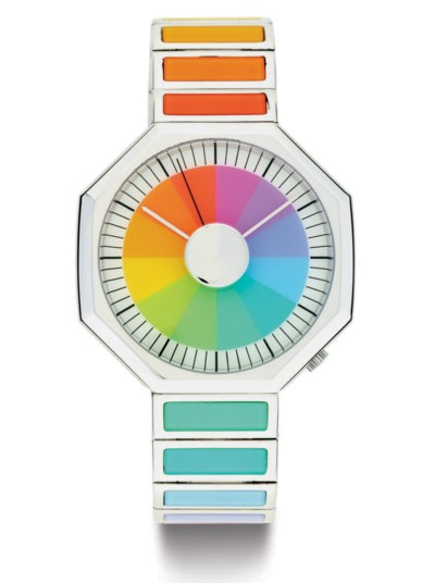 MOVADO. A LIMITED EDITION STAI