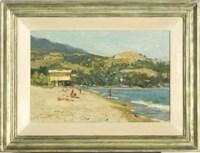 Crimean beach