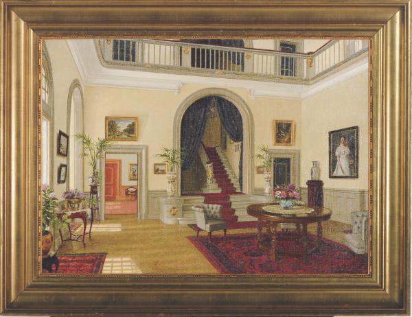A Sunlit Hall