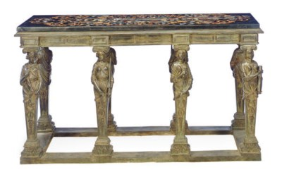 A NEO-CLASSICAL STYLE FIGURAL