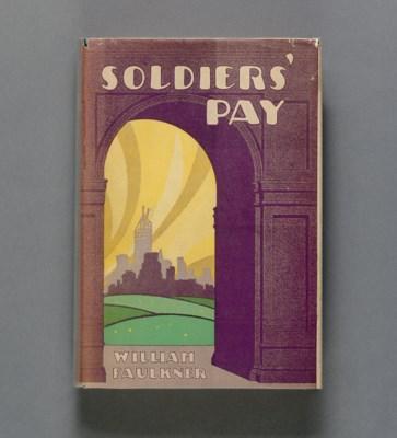 FAULKNER, William. Soldiers' P