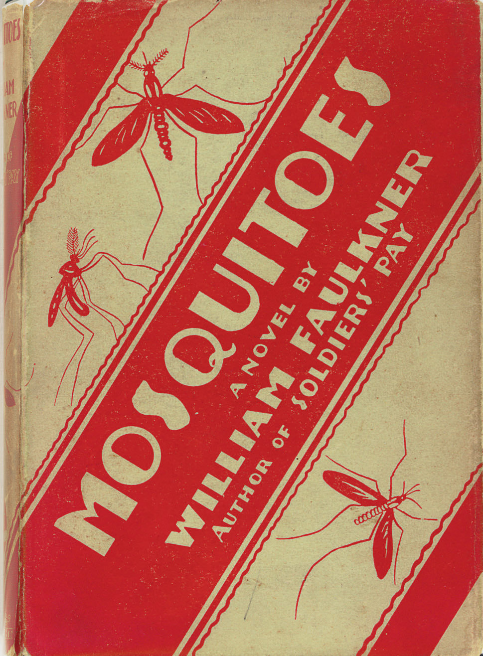 FAULKNER, William. Mosquitoes.