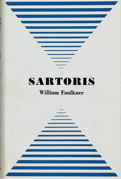 FAULKNER, William. Sartoris. L