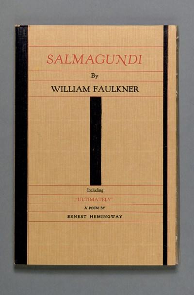 FAULKNER, William. Salmagundi.