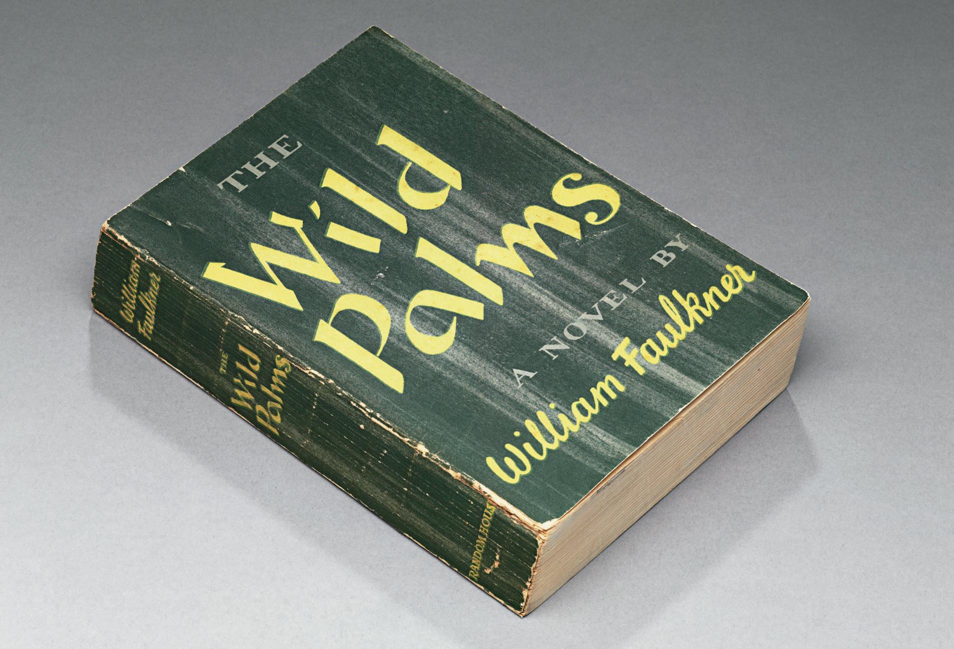 FAULKNER, William. The Wild Pa