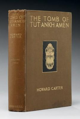 CARTER, Howard (1873-1939), an