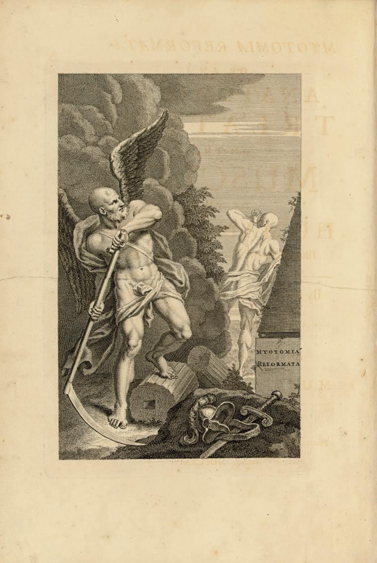 COWPER, William (1666-1709). M