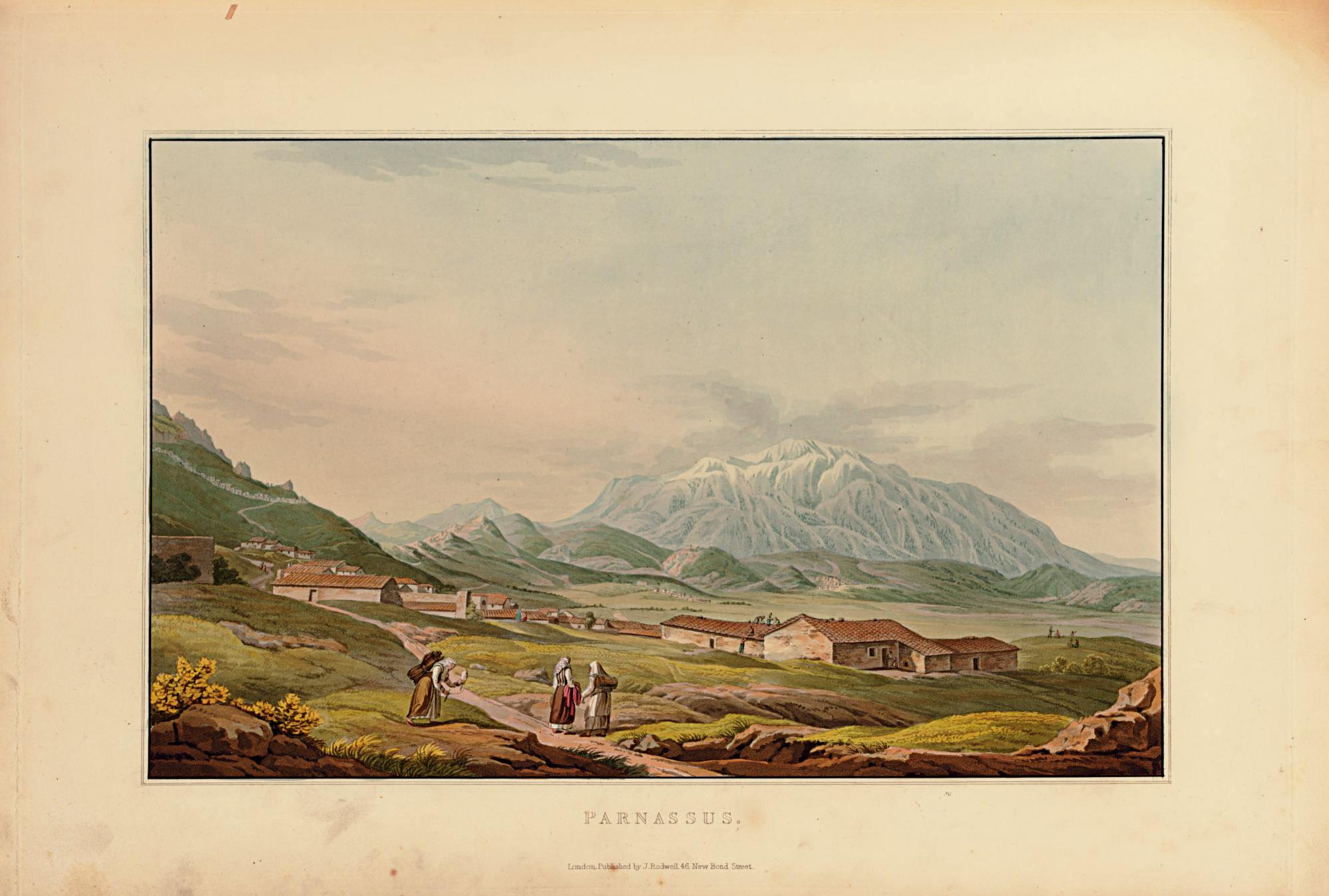 DODWELL, Edward (1767-1832). V