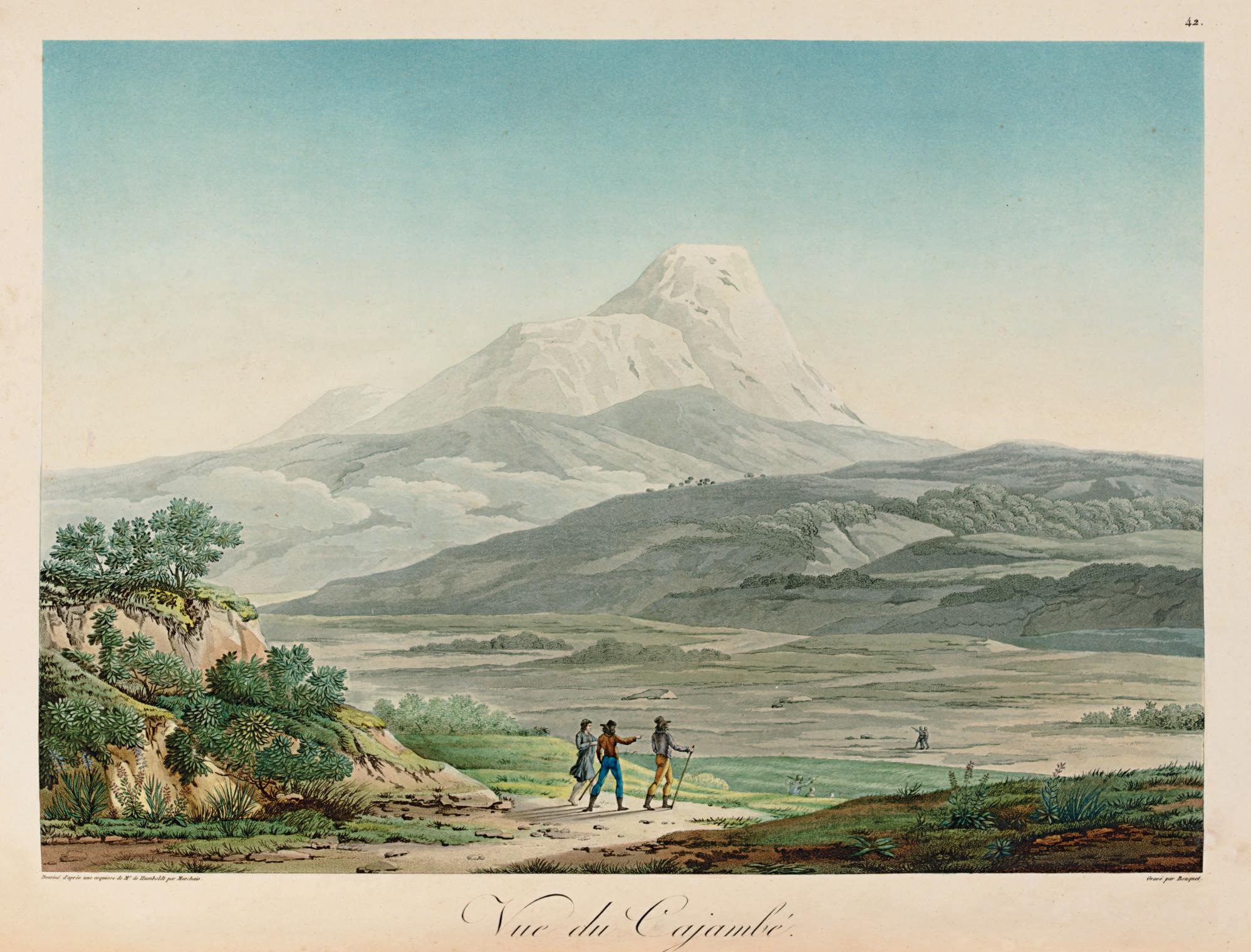 HUMBOLDT, Friedrich Wilhelm He