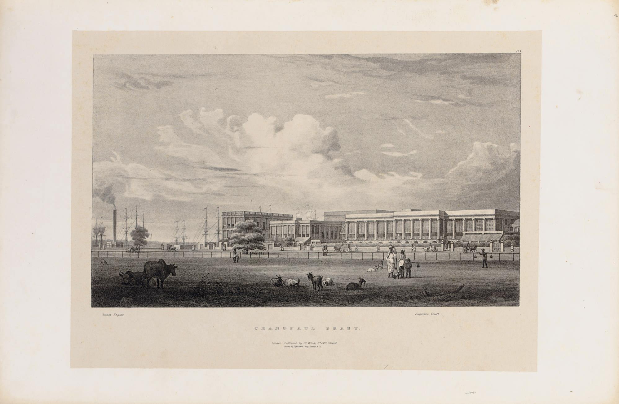 WOOD, William (1774-1857). A S