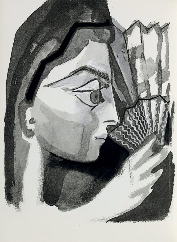 PICASSO, Pablo (1881-1973), il